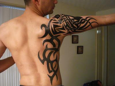 Tattoo On Side