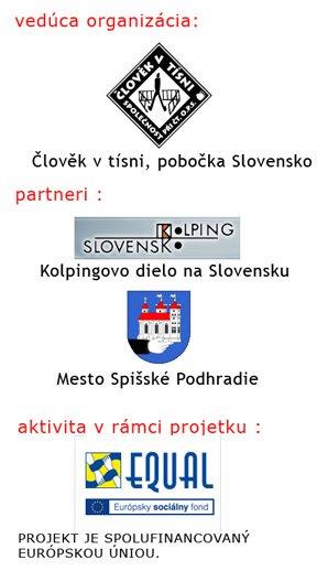 partnerské organizácie