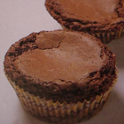 chokladmuffins 7 sorters kakor