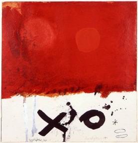塔皮埃斯(Antonio Tapies 1923-)作品集 - 刘懿工作室 - 刘懿工作室 YI LIU STUDIO