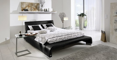 acute fresh beds from ruf betten. Black Bedroom Furniture Sets. Home Design Ideas