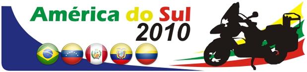 América do Sul 2010