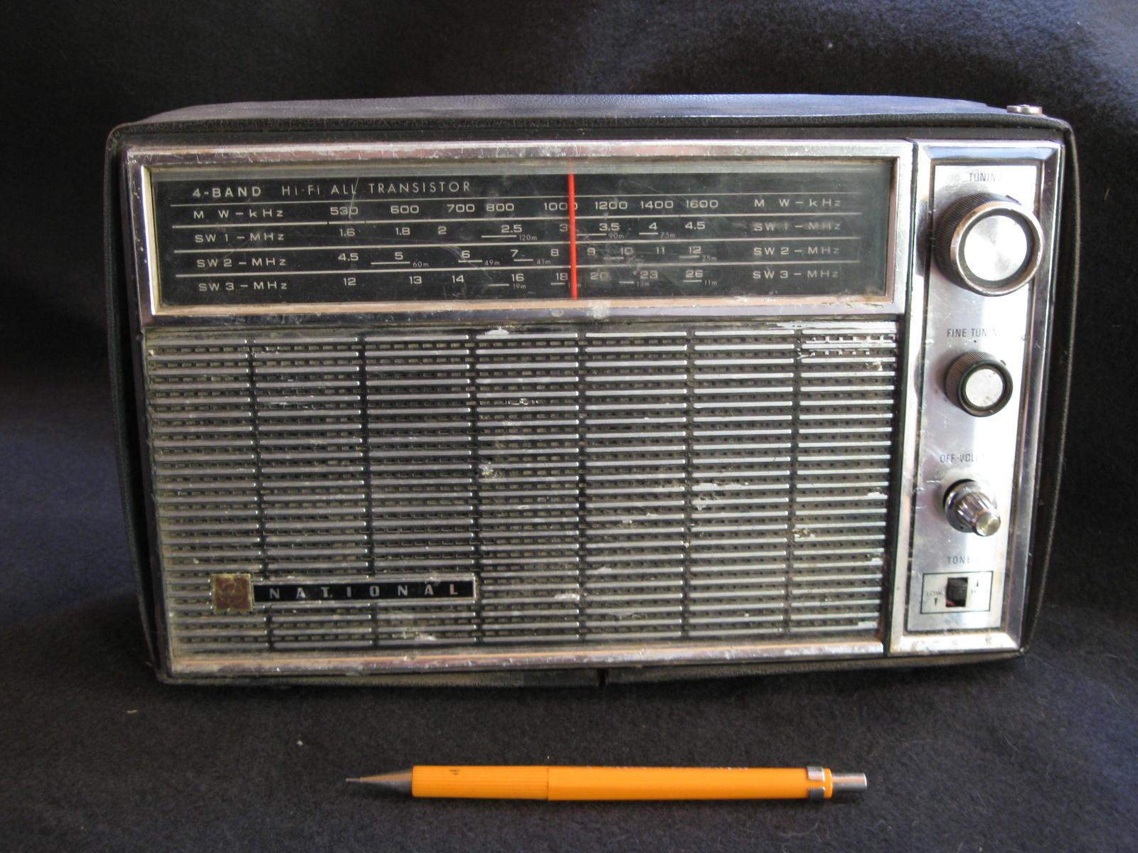 Radio National Armada En Chile Multibanda