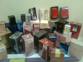 Stock Mugen Perfume