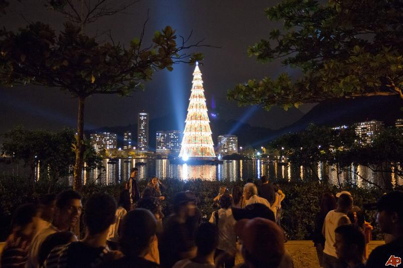 christmas around the world brazil - Christmas Traditions In Brazil