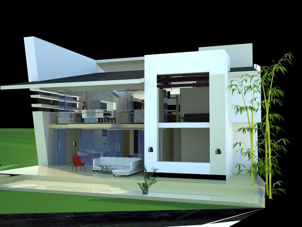 Casas minimalistas taringa for Viviendas minimalistas