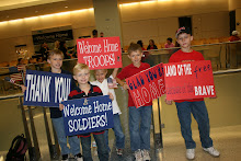 Welcoming Home the Troops from Afghanistan
