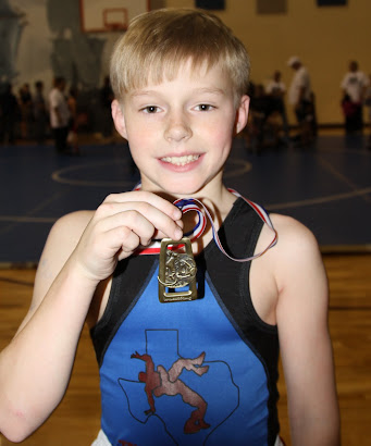 Cameron 1st Place