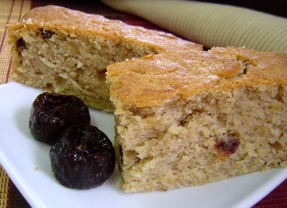 Recipe for prune cake