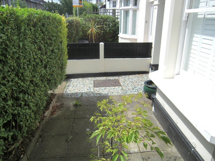 A Life Designing Victorian front garden design in Chiswick