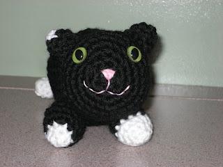 Decrease Amigurumi Crochet : Cthulhu Crochet and Cousins: Amigurumi Invisible Decrease