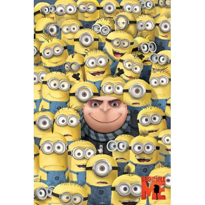 Minion Stuart - Despicable Me 2 Deluxe Action Figure Toy