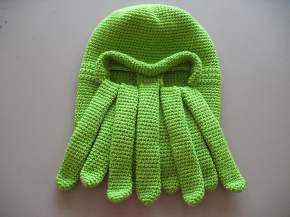 Cthulhu Crochet And Cousins Quick Stitch Halloween Costumes With