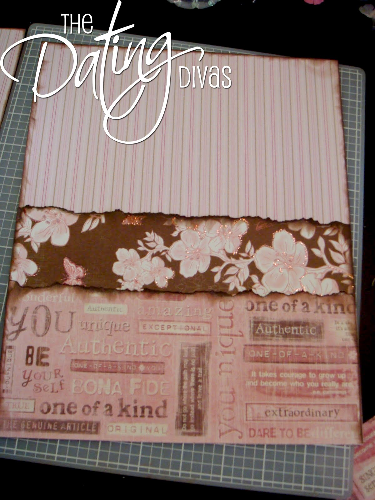 How to put scrapbook back together - You Can Then Slip The Back Cover And The Spine Into The Binder They Are Done I Then Found A Ball Of Twine I Had In My Scrapbooking Closet And Wrapped