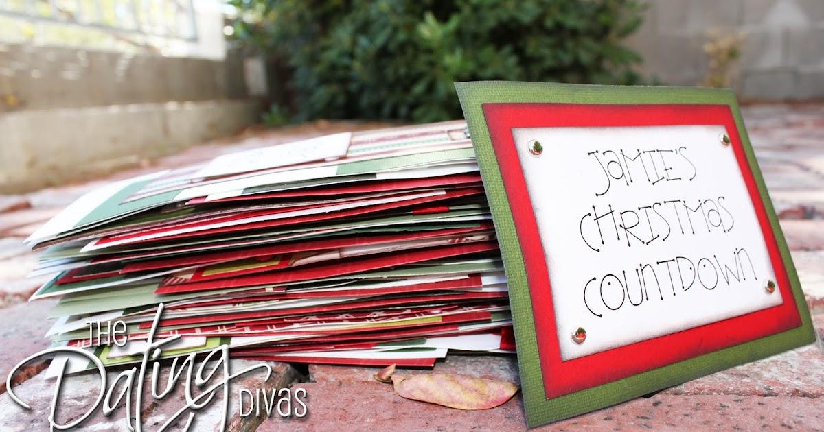 Romantic Advent Calendar Ideas : The dating divas spouse christmas countdown