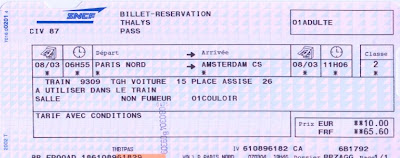 how to buy cheap train tickets from london to paris
