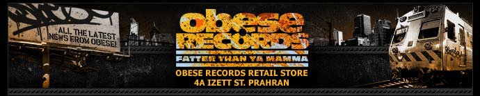 Obese Records - Retail News