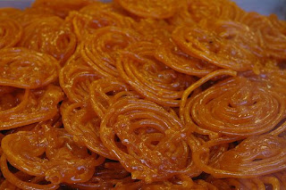 jalebis by Andra Kirkby