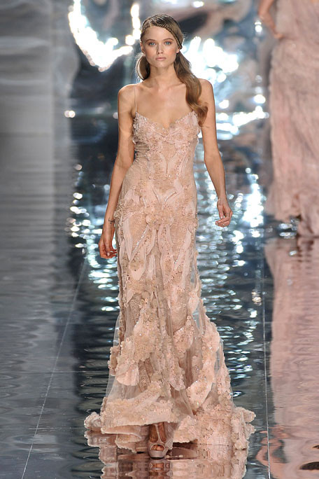 Soft, Ruffled, Ultra-Feminine... Why I Love Elie Saab