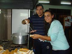 Marcelo y Belén