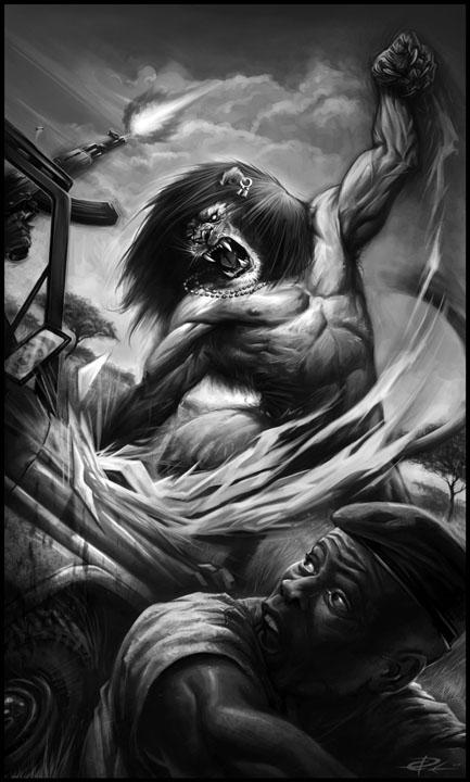 BASTET O CREPÚSCULO (Edição Revisada) Lion%2Battack%2Bfinal