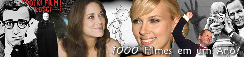 1000 Filmes em um Ano!