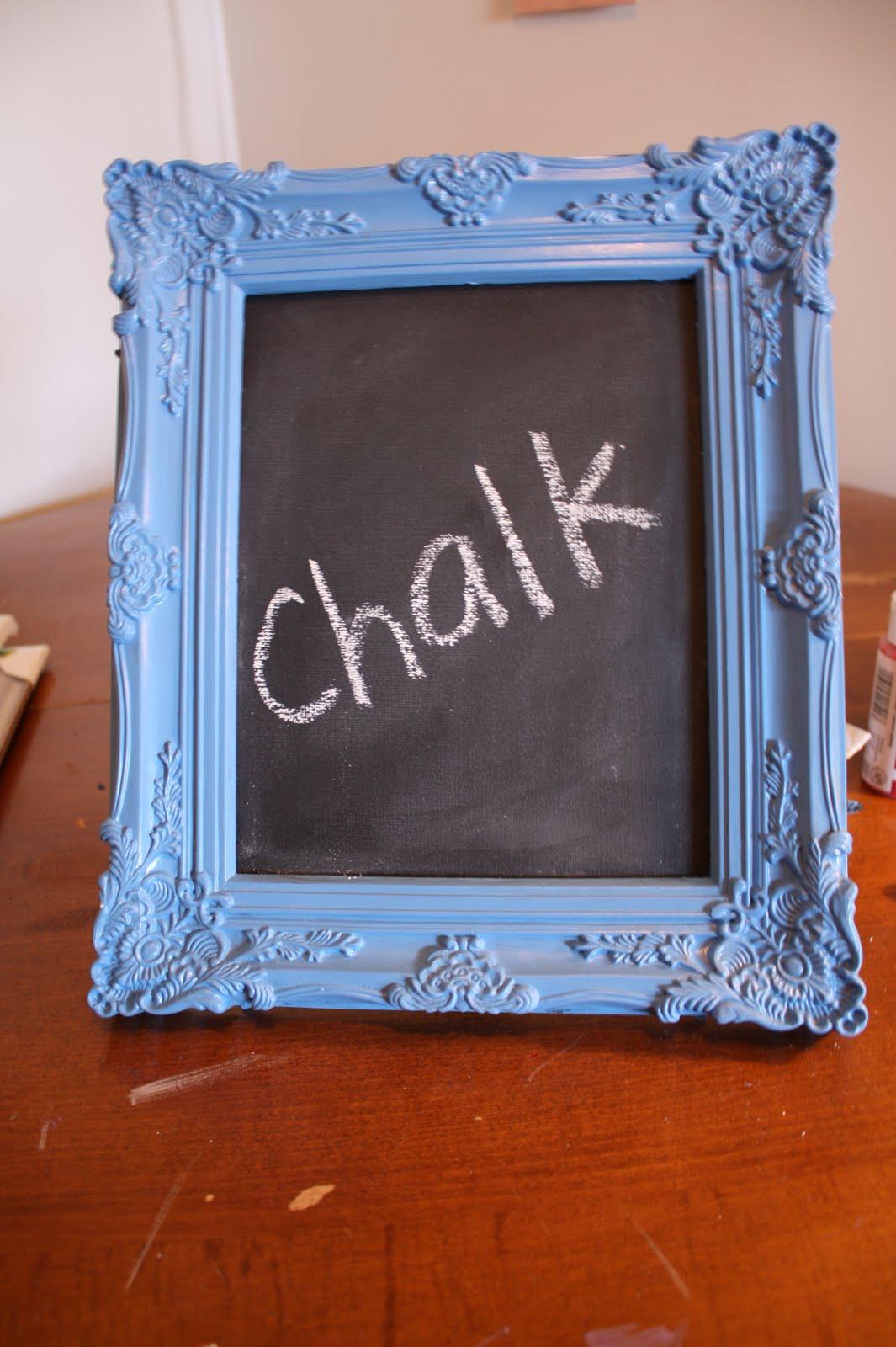 miss fancy pants (the bride): DIY: photo booth chalkboard