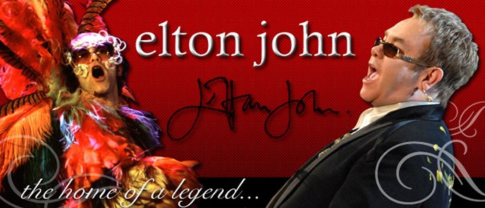 John Banner Wallpapers John Banner Photos Elton John kicked his three years headlining