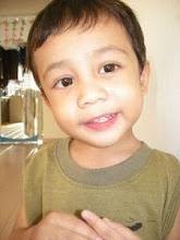 Fauzi...my cousin...