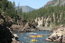 Rafting Montana's Whitewater