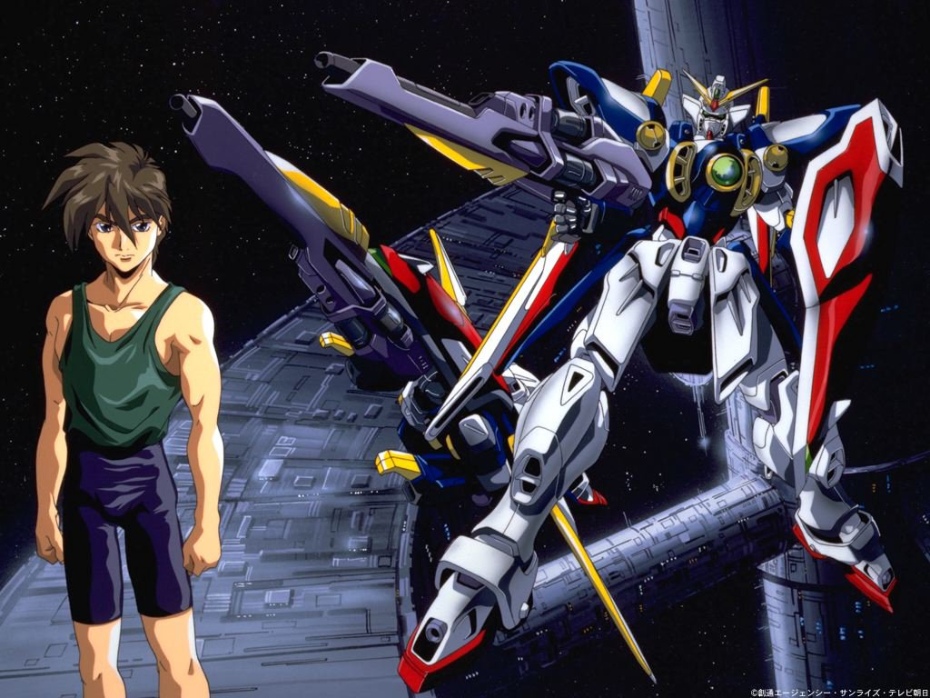 Gundam HD & Widescreen Wallpaper 0.230539292257586