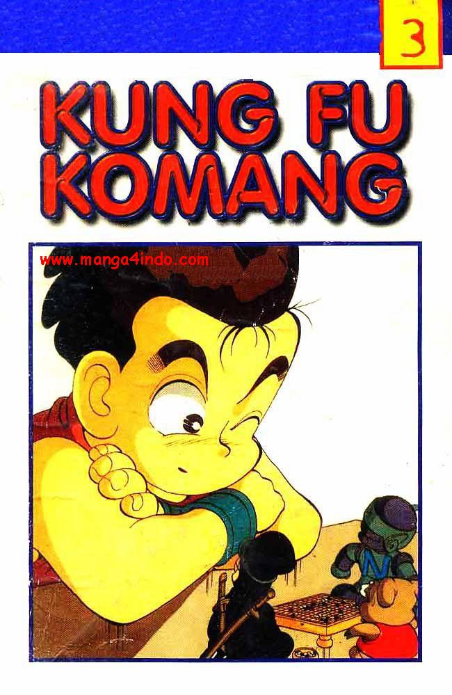 Kungfu Komang Volume 3 Part 1 Bahasa Indonesia.