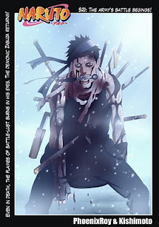 Naruto Kebangkitan Para Kage