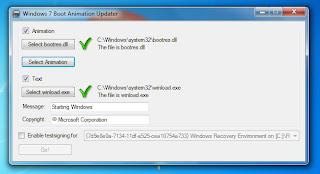 Como cambiar o modificar la pantalla de arranque de windows 7