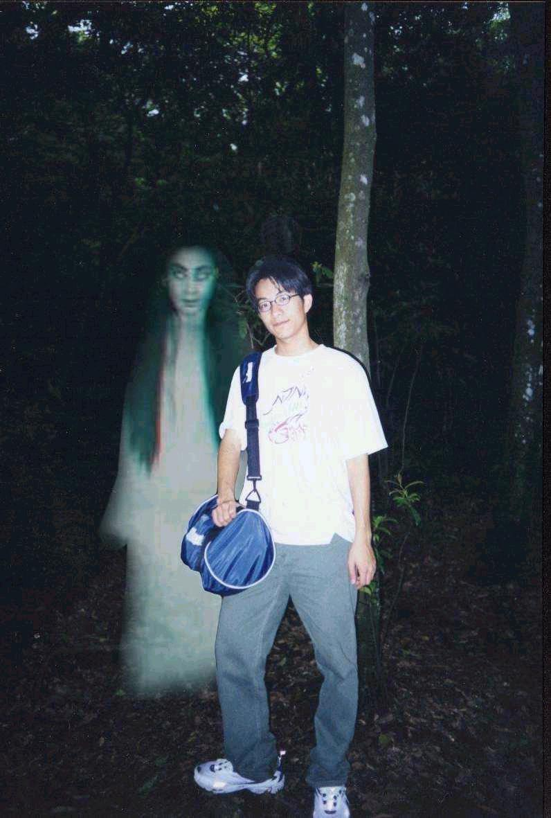 Real Ghost Girl