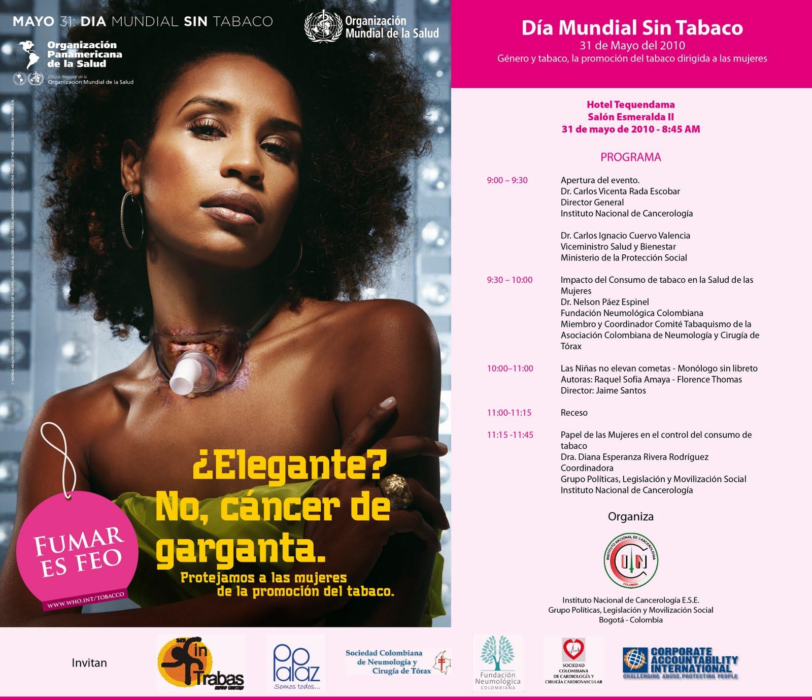 Concurso de fotograf a no fumar es la actitud 31 de mayo de 2010 d a mundial sin tabaco - 3 meses sin fumar ...