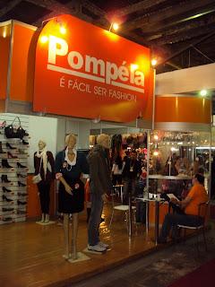 Pompéia marca presença na Fenasoja 2010