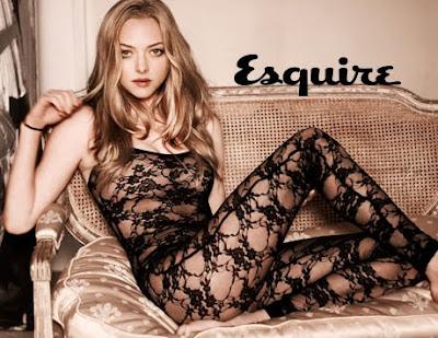 Amanda Seyfried na Esquire