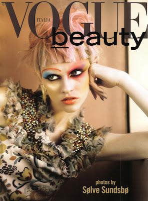 Vogue Itália Março de 2010 – Editorial de Beleza