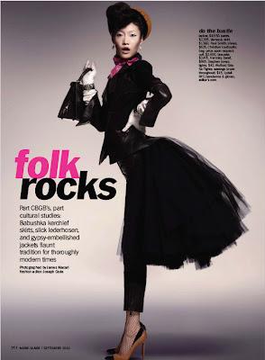 Folk Rocks
