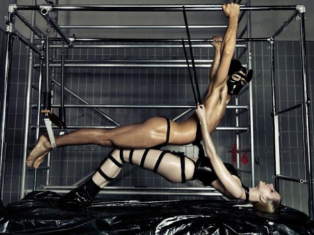 Sexo e arte nas fotos de Armin Morbach