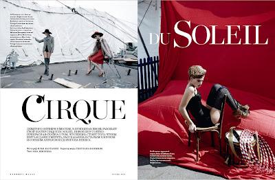 Harper's Bazaar - Rússia