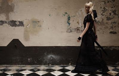 Claudia Schiffer para Chanel