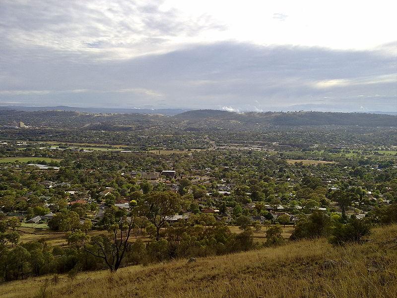 Woden valley