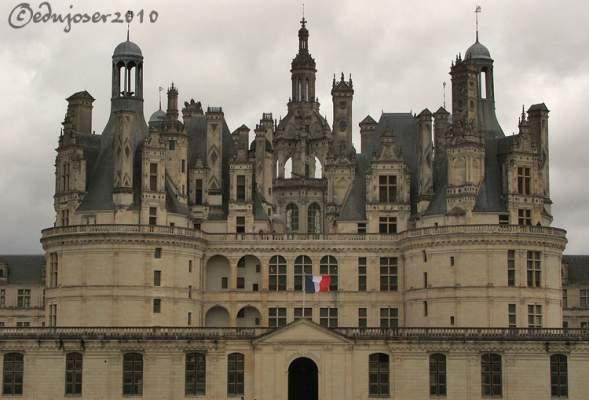 Los rincones del pasado castillo de chambord francia - Castillo de chambord ...
