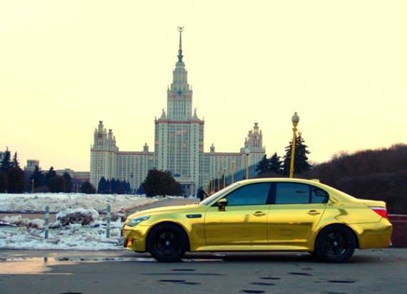 carros de oro