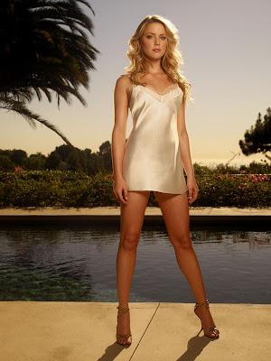 Evan Rachel Wood sexy long legs in silky dress