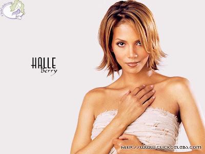 Halle Berry Cute Face photo Wallpapers