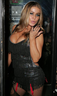 Carmen Electra Pictures  Shine Eyes Gallery