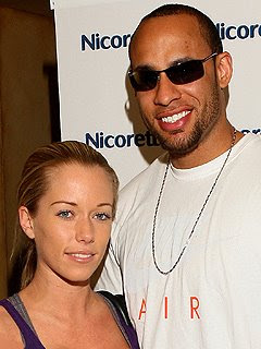 The Girls Next Door Star Kendra Wilkinson And Hank Baskett